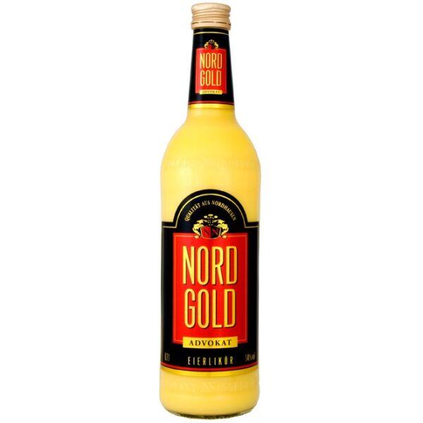 Nord Gold Advocat tojáslikőr 0,7L 14%