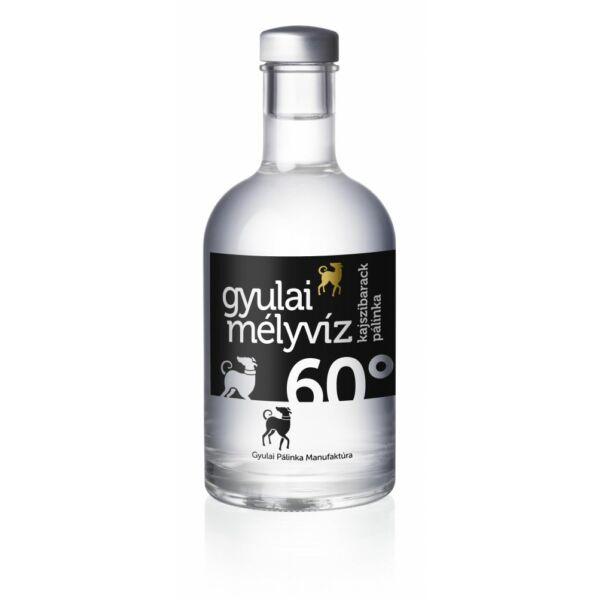 Gyulai Mélyvíz Kajszibarack pálinka  0,35 l 42%