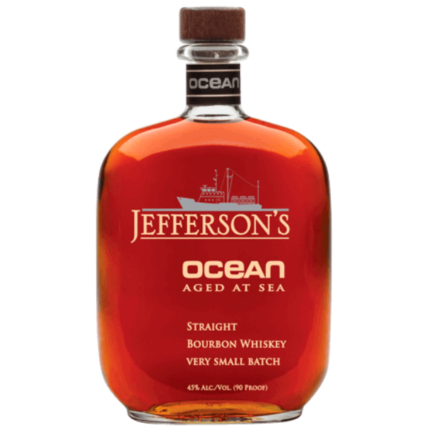 Jeffersons Ocean whisky 45% 0,7