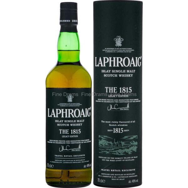 Laphroaig The 1815 Legacy Edition 48% dd. 0,7