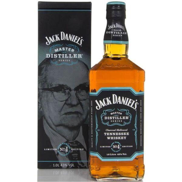 Jack Daniels Master Distiller No.4 0,7 43% pdd.0,7