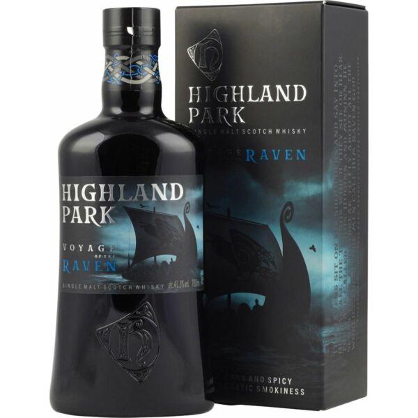 Highland Park Voyage Raven 41,3% pdd.0,7