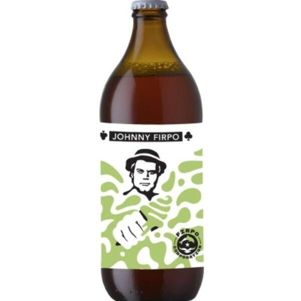 Johnny Firpo sör (blonde ale) (0,33 liter)