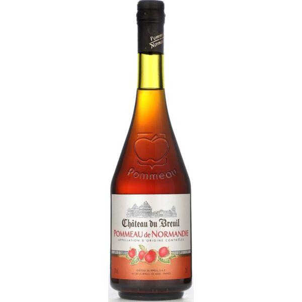 Calvados Chateau du Breuil Pommeau de Normandie 0,7L 17%