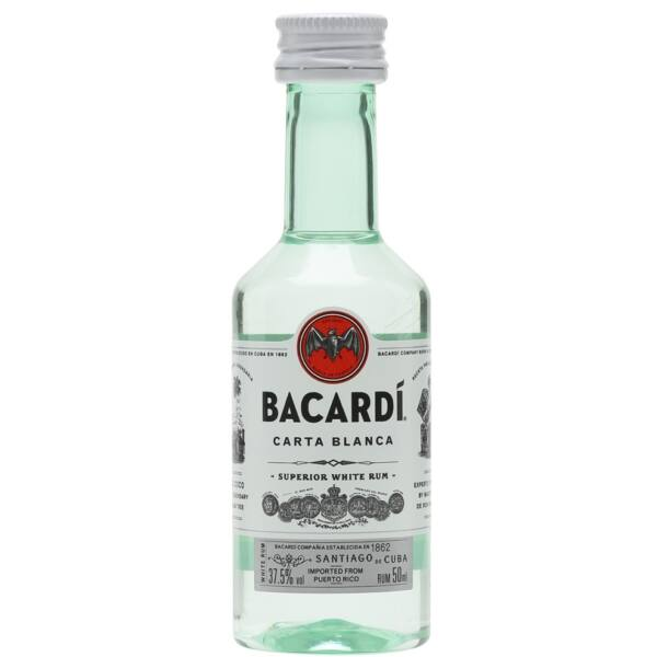 Bacardi superior mini 0,05L 40%
