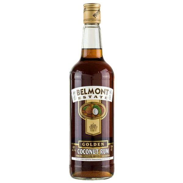 Belmont Estate Gold rum 0,7L 40%