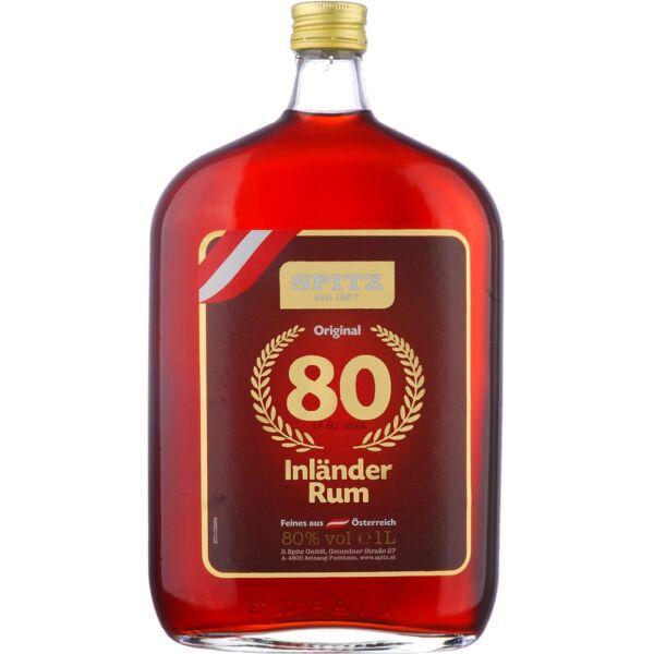 Spitz rum 1L 80%