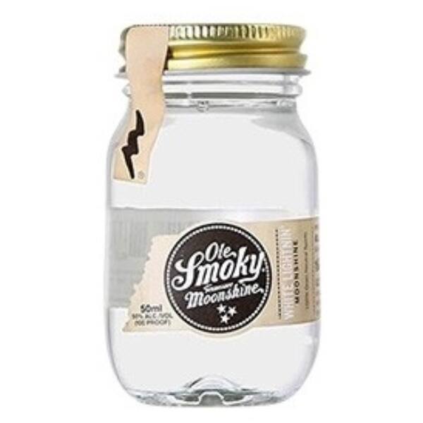 Ole Smoky Moonshine White Lightnin' 0,05L 50%