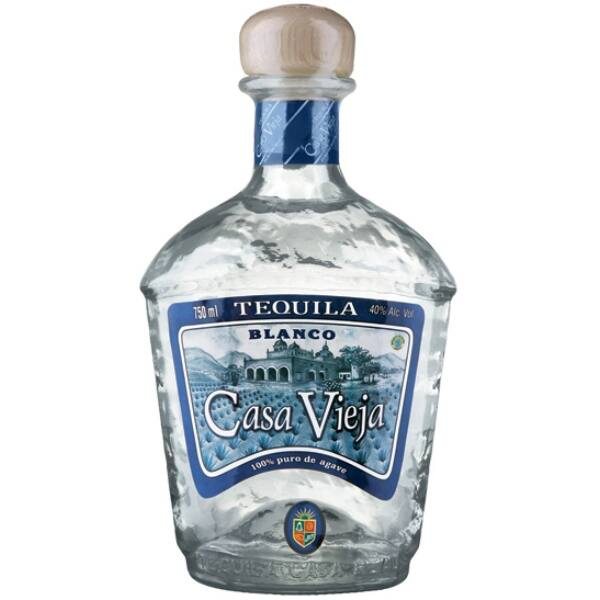 Casa Vieja Blanco Tequila 0,7L 38%