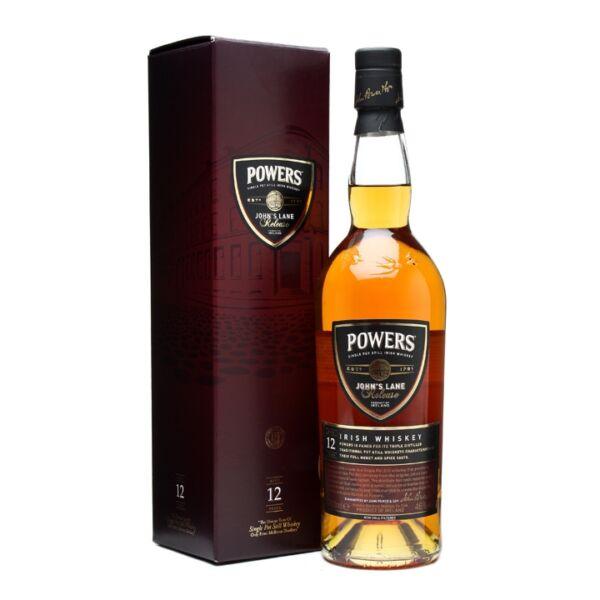 Powers Johns Lane Release 12y Irish Whiskey 0,7L 46% pdd.