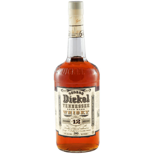 George Dickel No.12 whisky 1L 45%