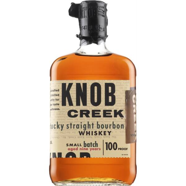 Knob Creek Bourbon whisky 1L 50%