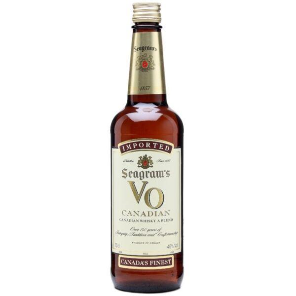 Seagrams VO whisky 0,7L 40%