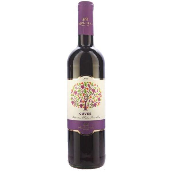 Mészáros Szekszárdi Cuvée vörösbor 2015 0,75 L