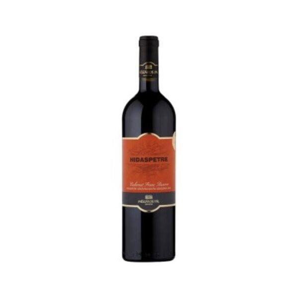 Mészáros Szekszárdi Hidaspetre Cabernet Franc vörösbor 2017 0,75 L
