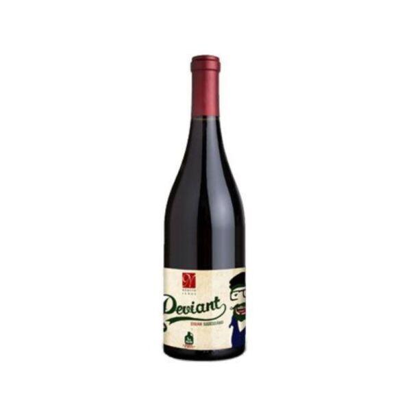 Németh János Szekszárdi Deviant Syrah vörösbor 2017 0,75 L
