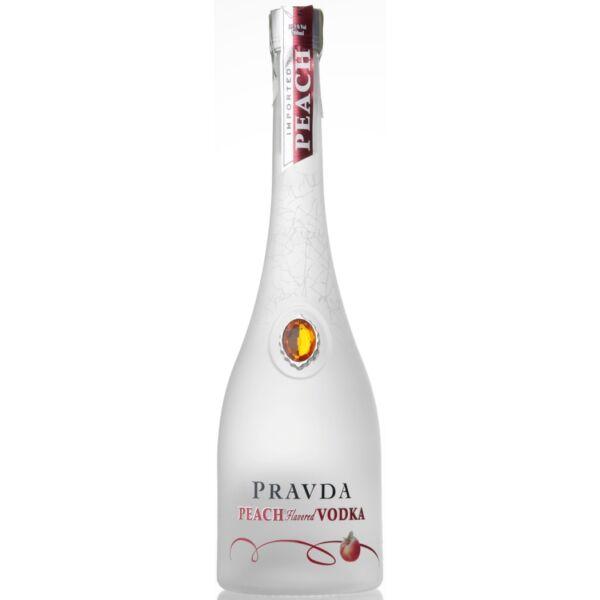 Pravda őszibarackos vodka 0,7L 40%