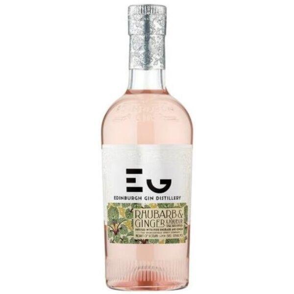 Edinburgh Rhubarb & Ginger Gin Liqueur 0,5L 20%