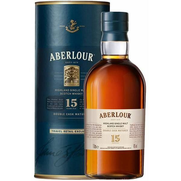 Aberlour 15 years Select Cask Reserve whisky 0,7 43% dd.