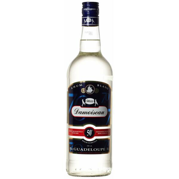 Damoiseau Rum Blanc Agricole 1L 40%