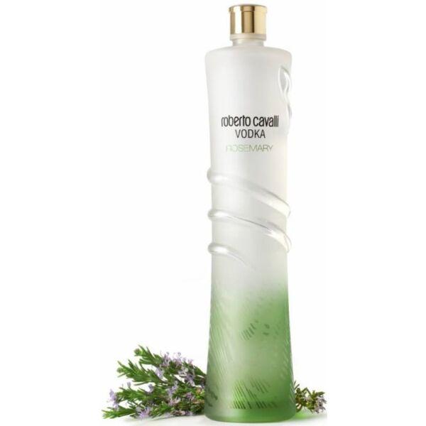 Roberto Cavalli Rosemary - Rozmaring ízesítésű vodka 40% 1l