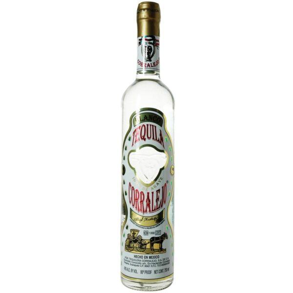 Corralejo Blanco Tequila 0,7L 38%
