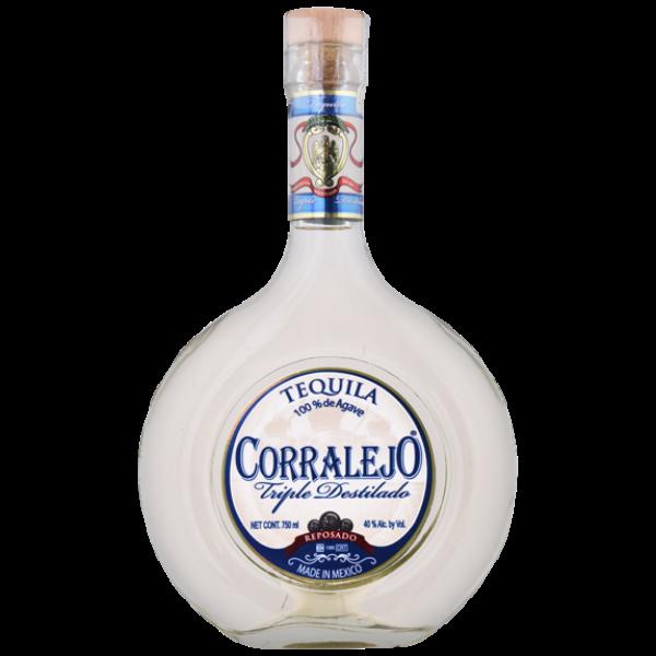 Corralejo Tequila Reposado Triple Destilado 0,7L 38%