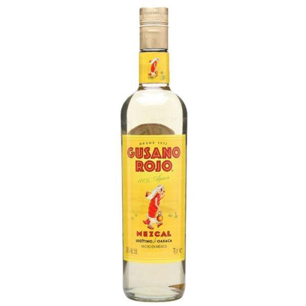 Mezcal Gusano Rojo Tequila 0,7L 38%