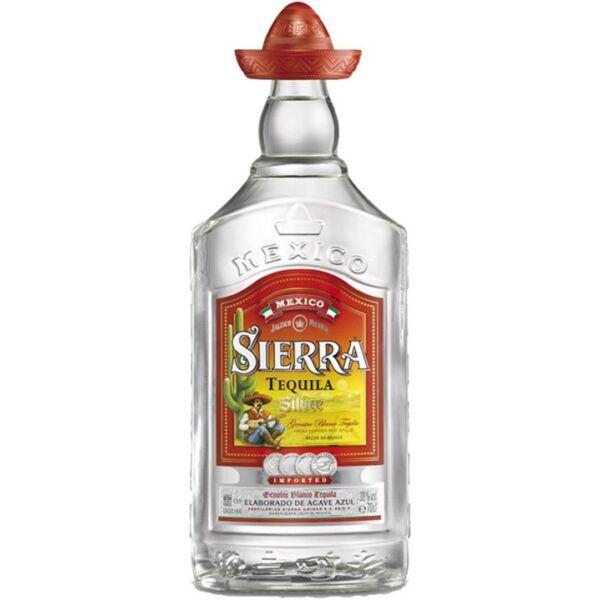 Sierra Tequila Silver 1L 38%
