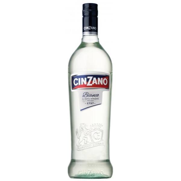 Cinzano Bianco vermut 0,75L 15%