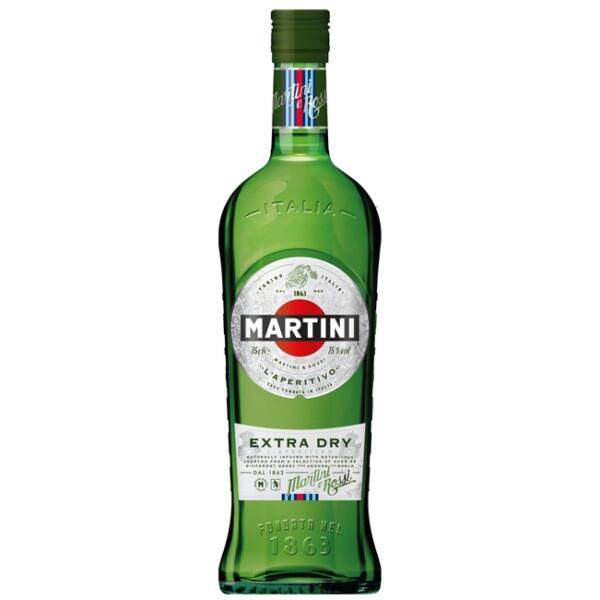 Martini Extra Dry vermut 0,75L 18%