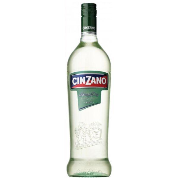 Cinzano Extra Dry vermut 0,75L 14,4%