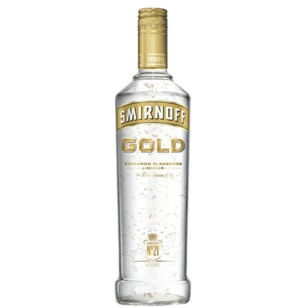 Smirnoff Gold Vodka 0,7L 37,5%