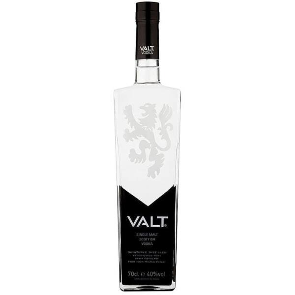 Valt Single Malt Schottish Vodka 0,7L 40%