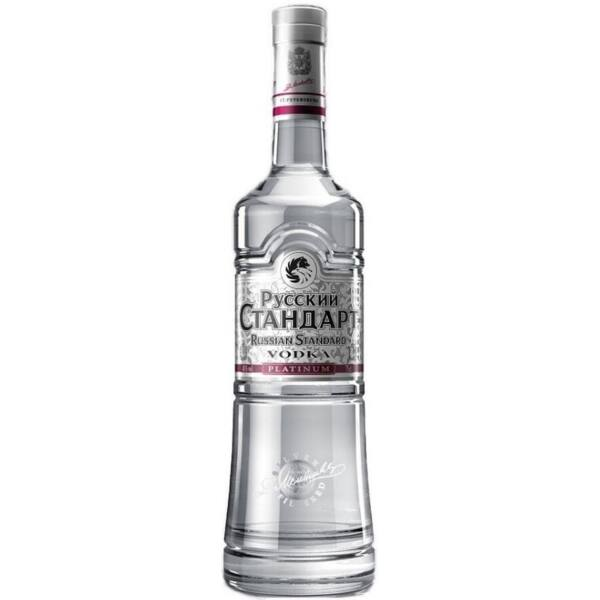 Russian Standard Platinum Vodka 1L 40%