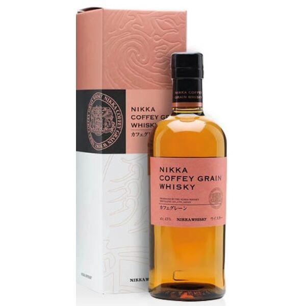 Nikka Coffey Grain whisky 0,5L 45%