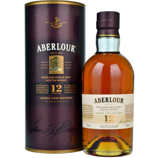 Aberlour 12 years Double Cask Matured whisky dd. 0,7L 40%