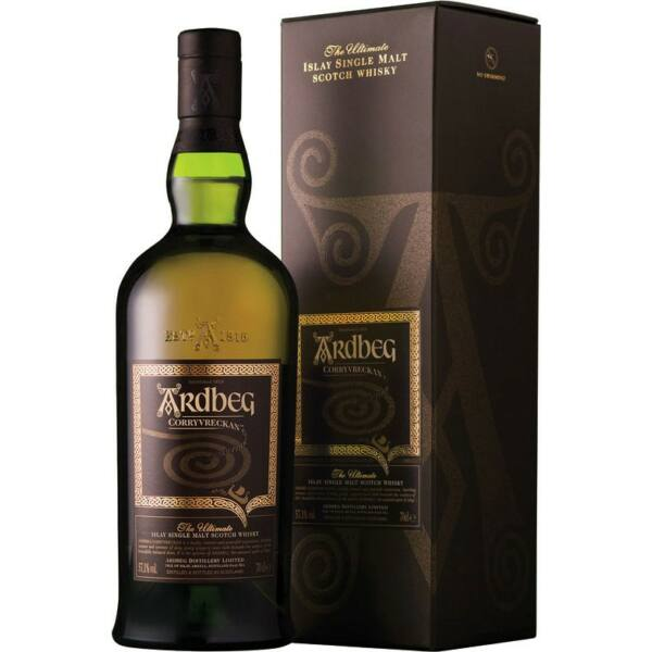 Ardbeg Corryvreckan whisky pdd. 0,7L 57,1%