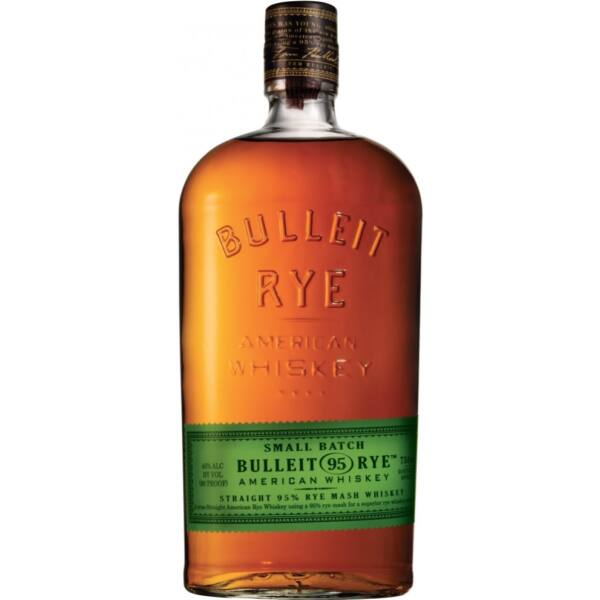 Bulleit 95 Rye Small Batch whiskey 0,7L 45%