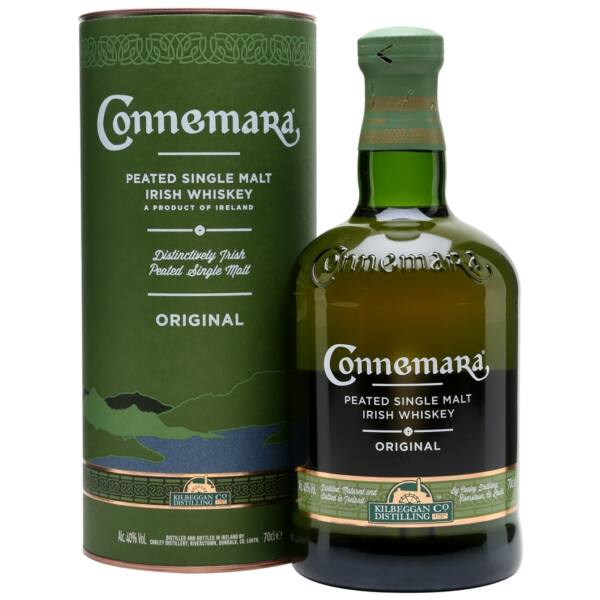 Connemara Irish Single Malt whiskey dd. 0,7L 40%