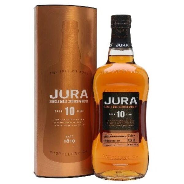 Isle of Jura 10 years whisky 0,7L 40%