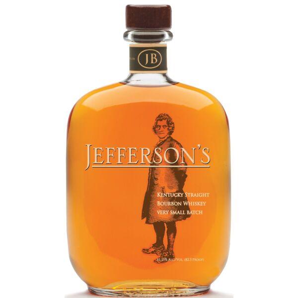 Jeffersons Bourbon whiskey 0,7L 41,2%
