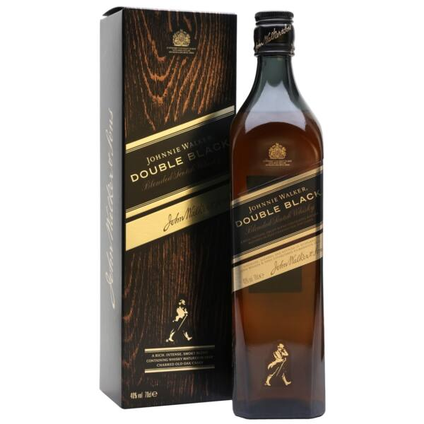 Johnnie Walker Double Black whisky 0,7L 40%