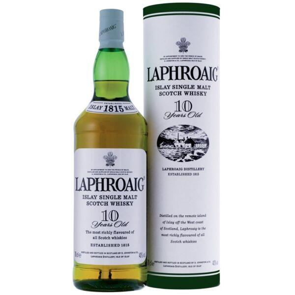 Laphroaig  10 years whisky 0,7L 40%