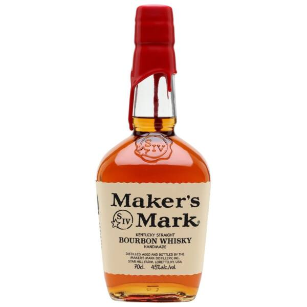 Makers Mark whiskey 0,7L 45%