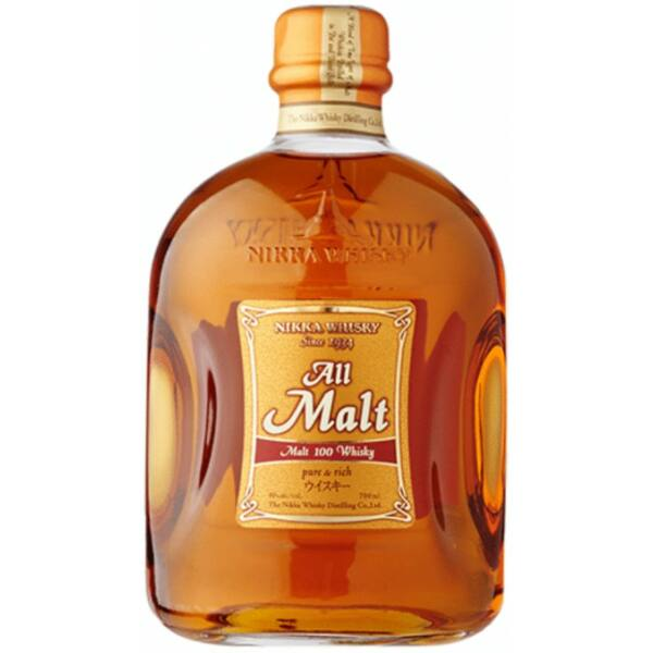 Nikka All Malt japán whisky 0,7L 40%
