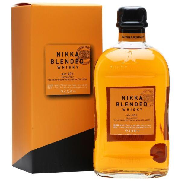 Nikka Blended whisky 0,7L 40%