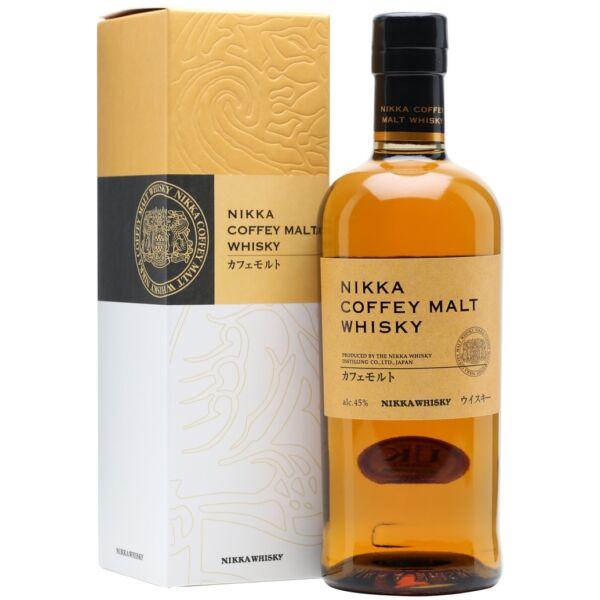 Nikka Coffey Malt japán whisky 0,7L 45%