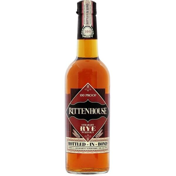 Rittenhouse 100 Proof Rye whiskey 0,7L 50%