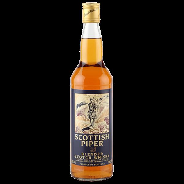 Scottish Piper Scotch whisky 0,7L 40%